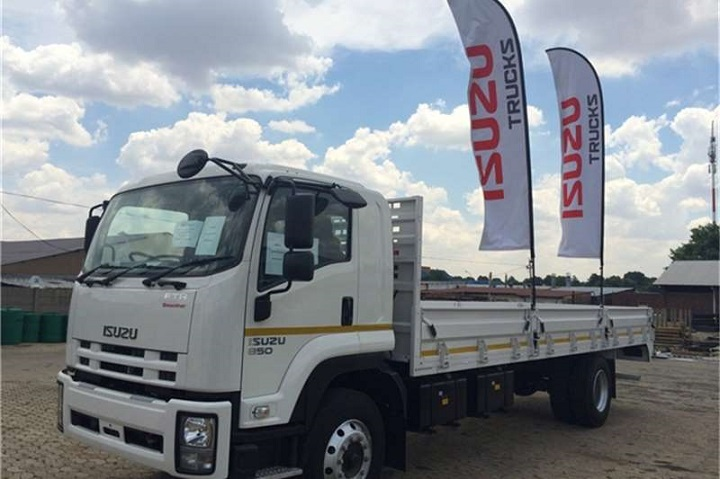A Closer Look At The Isuzu Ftr 850 Range