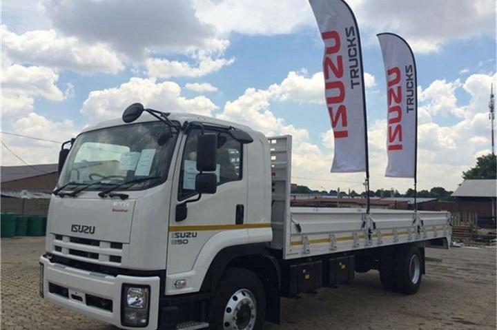 Isuzu-FTR-850-AMT-Truck