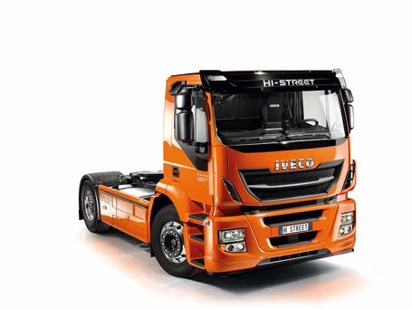 Iveco Stralis - Hi-Street Truck