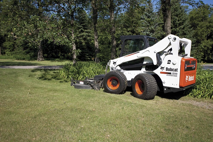 Bobcat Machinery  Tough  Quick And Agile