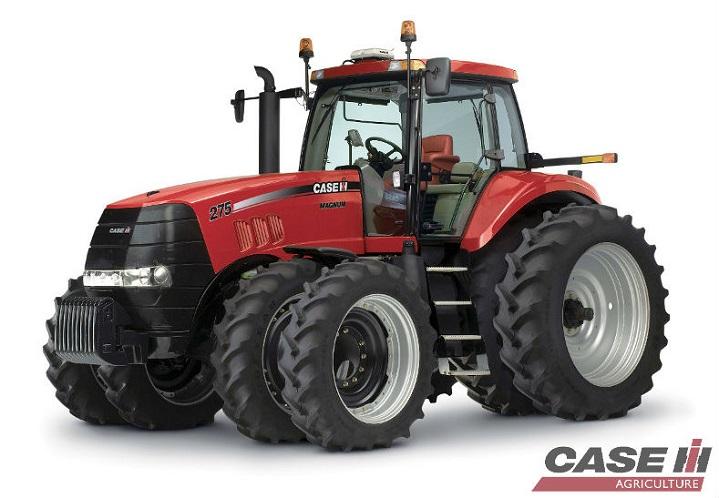 New Case Tractors : Case tractors the new magnum series truck trailer
