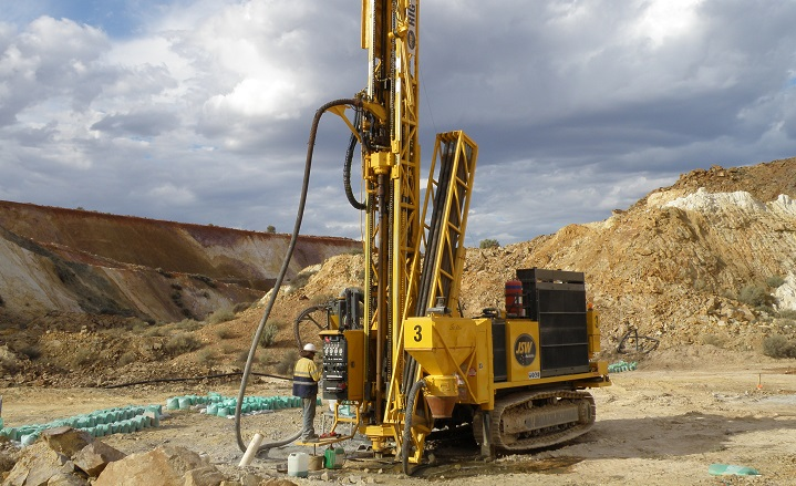 Drill Rigs Designed To Be Tough Durable And Reliable