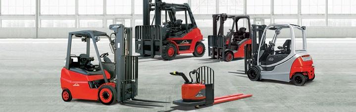 Linde-Forklifts