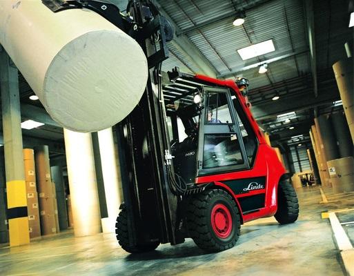 Linde-H50-Forklift