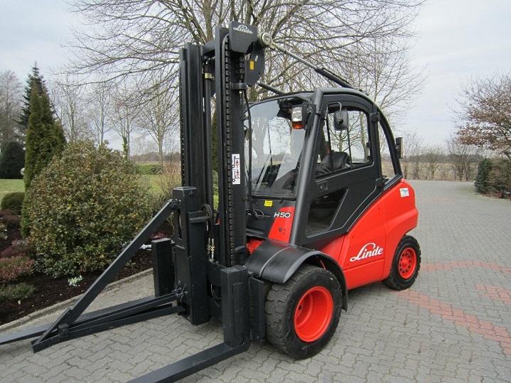 Linde-H50D-Forklift