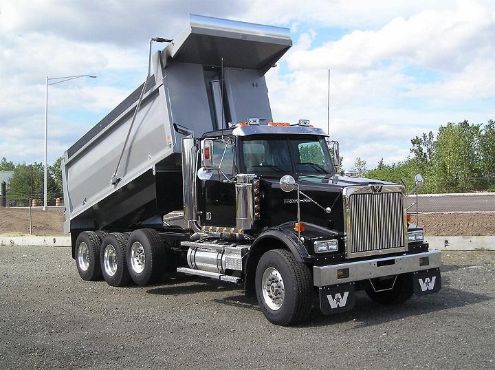 Western-Star-Dump-Truck-6900XD-black
