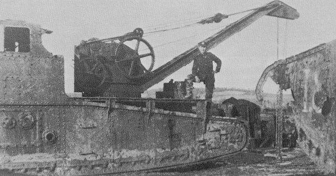 World-War-1-Crane