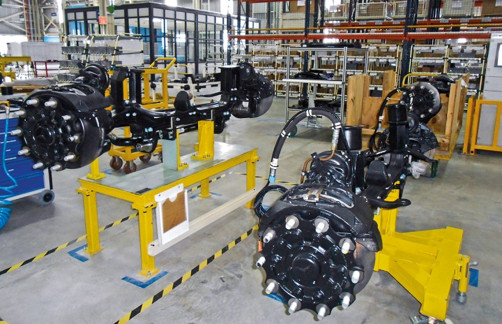 mercedes-bus-chassis-parts