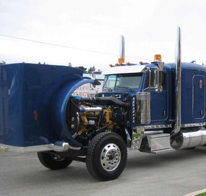 peterbilt-engine