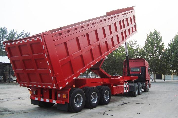 tri-axle-dumper