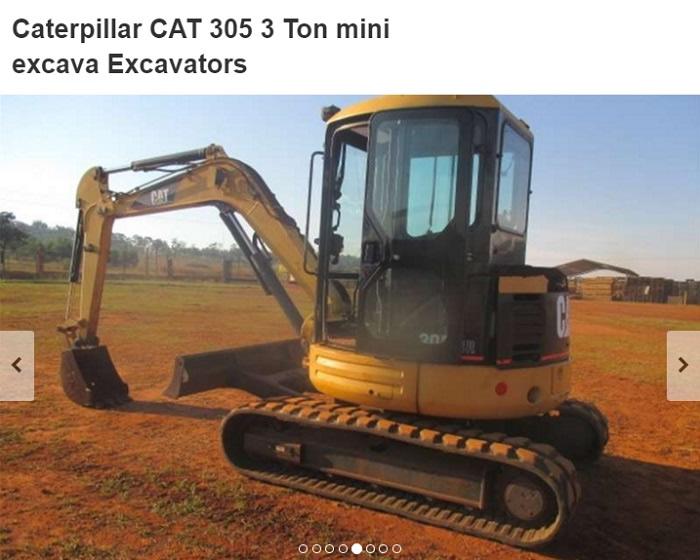 cat-mini-excavator