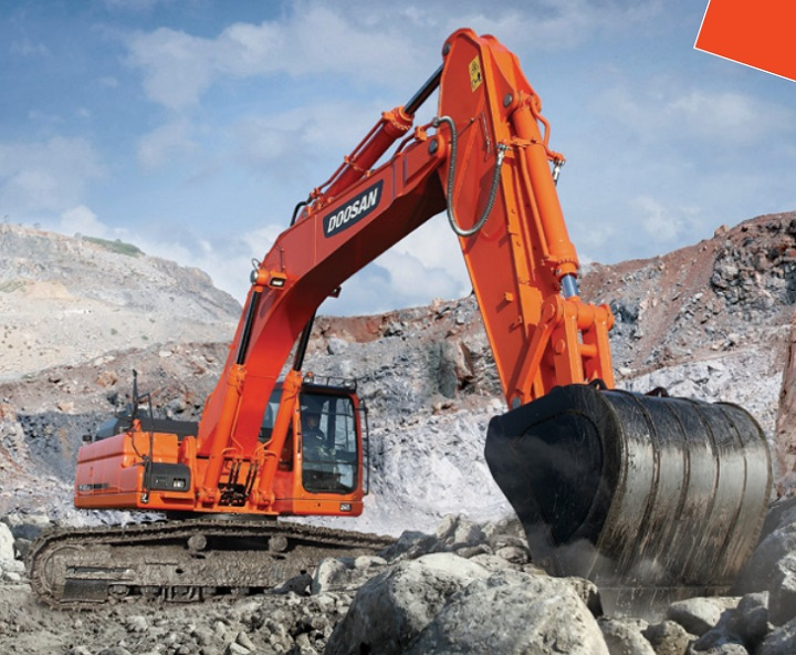 excavator-for-sale-from-doosan