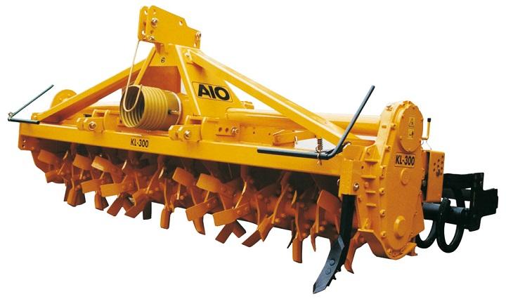 rotary-tiller