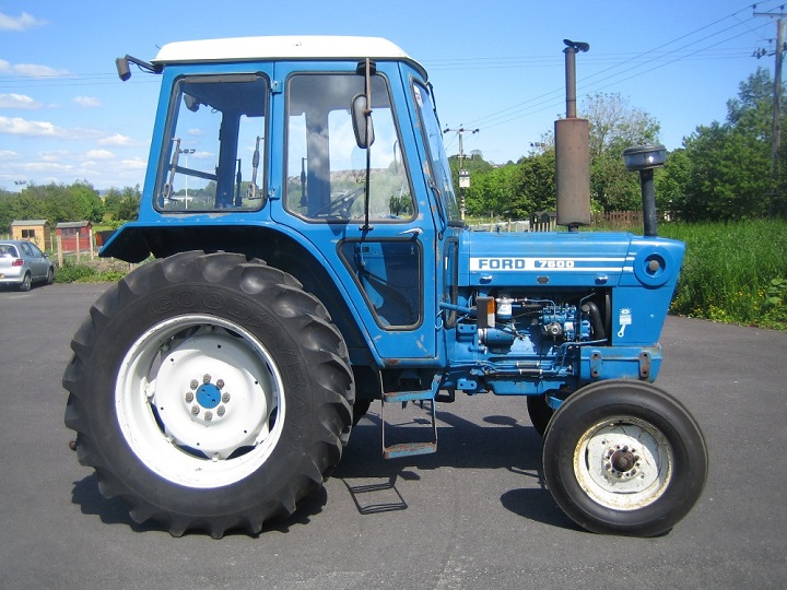 Ford Tractor Company : Ford tractors affordable for small farms truck