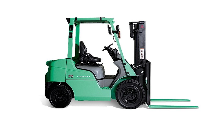 forklift-from-mitsubishi