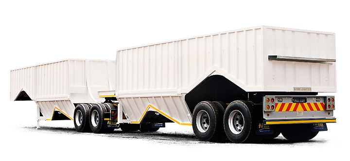 two-tandem-axle-truck-trailers