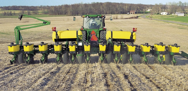 John Deere Side By Side >> John Deere Planters: Developed for increased productivity - Truck & Trailer Blog