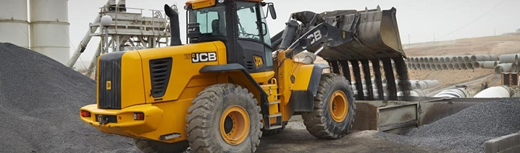 jcb wheel loaders