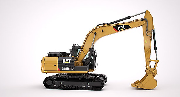 Cat Excavator Sale Truck And Trailer South Africa