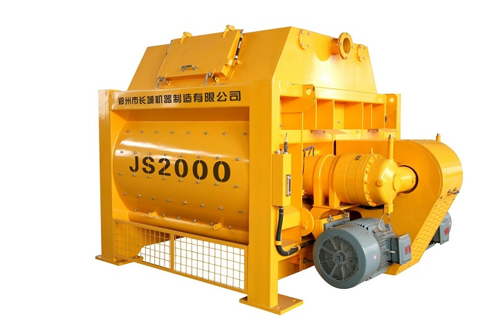 industrial concrete mixer for sale