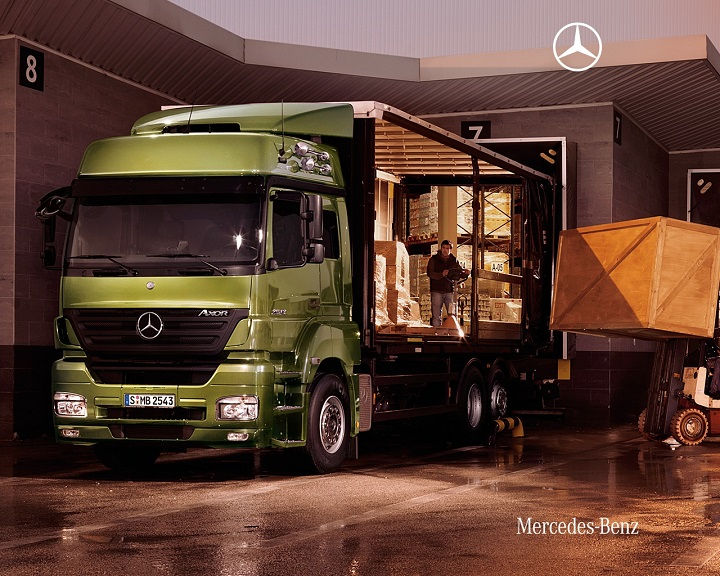 mercedes benz axor for sale