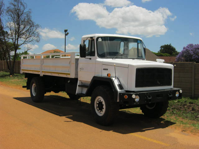 trucks for sale in south africa