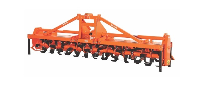 rotavator use in agriculture