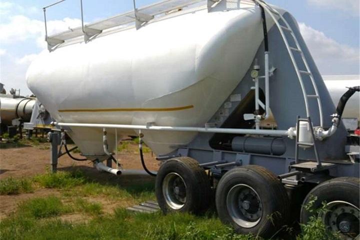 dry bulk tanker
