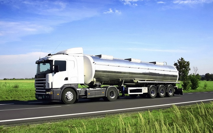 example of a fuel tanker for sale
