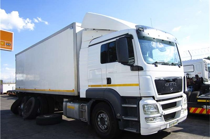 man tgs for sale on truck and trailer