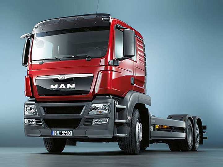 MAN TGS: Your efficient partner in long-haul transport - Truck