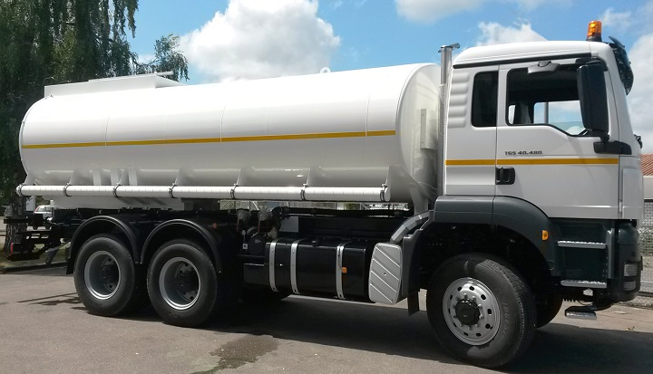 truck tanker for sale