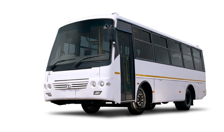 37 seater tata bus