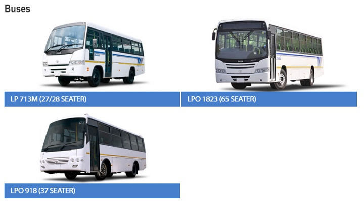 buses for sale from tata