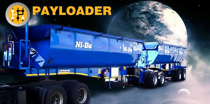 tandem axle side tipper