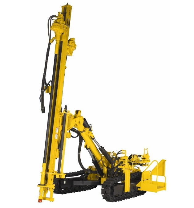 powerroc t35 tophammer drill rig