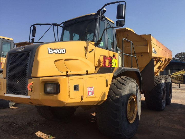 bell b40d dumper for sale