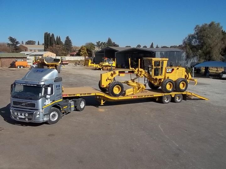 pomona road trucks