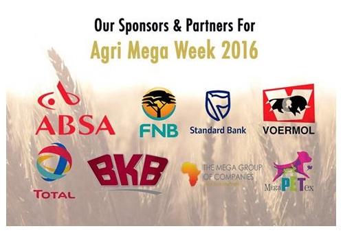 agri mega week sponsors