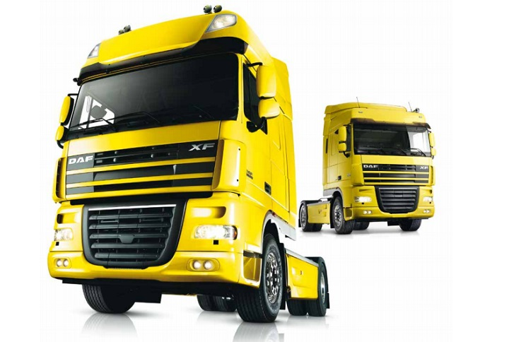 105 daf xf trucks