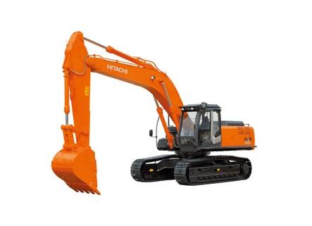 hitachi hydraulic excavator