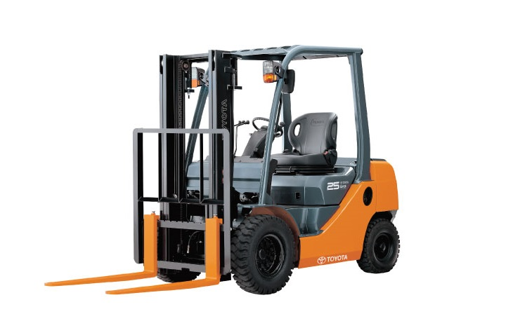 1.0 – 8.0 tonne toyota forklifts