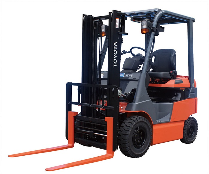 1.5 - 3.0 tonne toyota forklifts