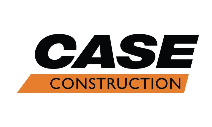 case construction equipment and machinery logo