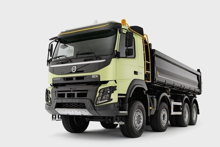 volvo fmx truck