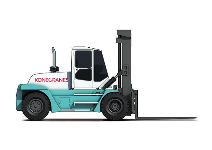 fork lift truck from konecranes