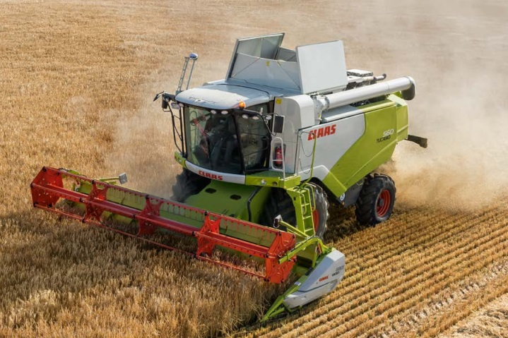 claas combine harvester for sale
