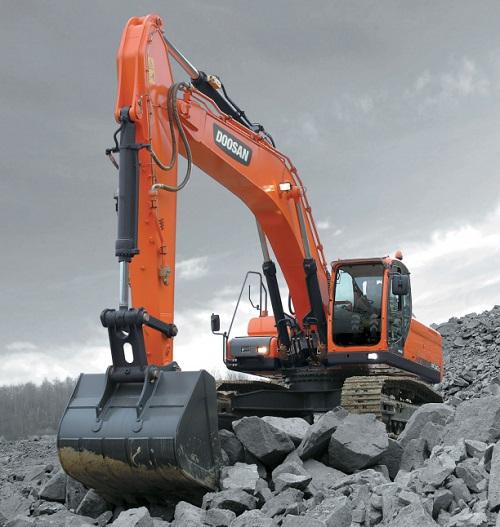 dx340lca excavator