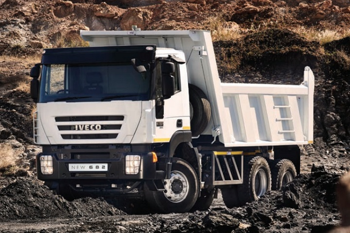 682 iveco truck