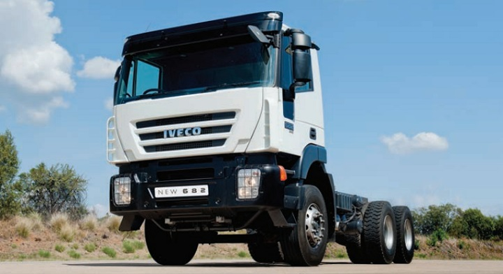 iveco 682 truck